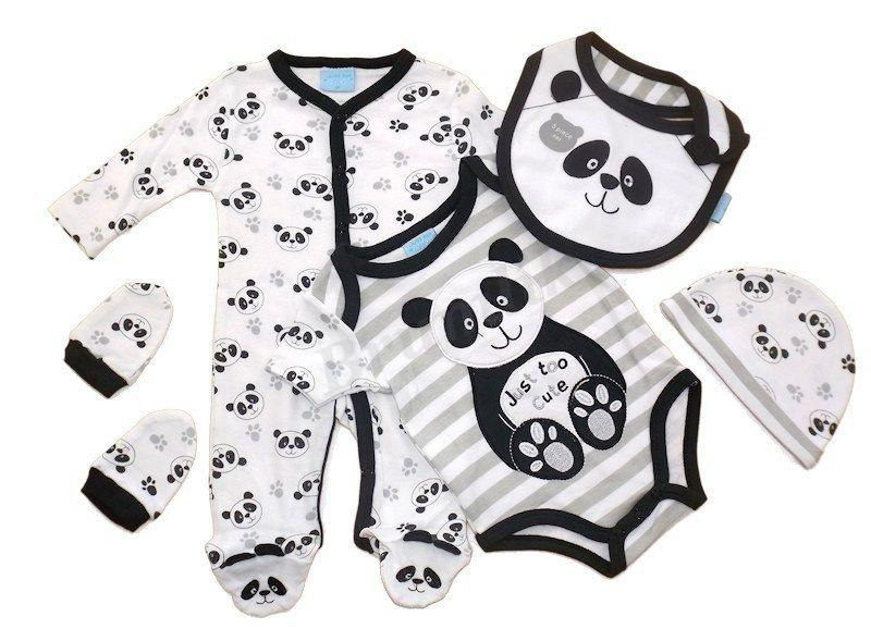 57161447f47e Kojenecká 5D souprava Panda