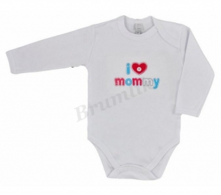 Body s nápisem I LOVE MOMMY