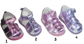 34221a98ccb Třpytivé sandálky růžové 3 empty